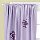 63&amp;quot; Lavender Curtain Panel(Sold Individually)